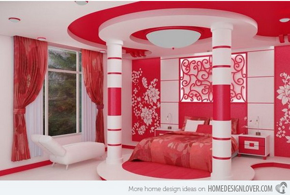 Valentine's Day Bedroom Decoration Ideas for Your Perfect Romantic Scene_48