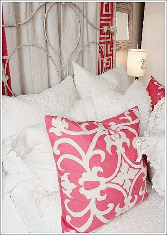 Valentine's Day Bedroom Decoration Ideas for Your Perfect Romantic Scene_52