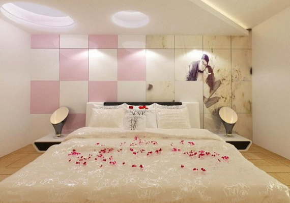 Valentine's Day Bedroom Decoration Ideas for Your Perfect Romantic Scene_60