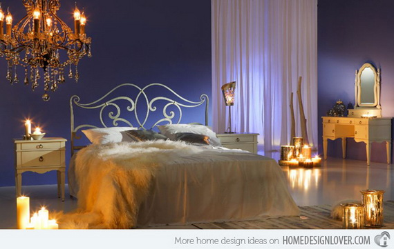 Valentine's Day Bedroom Decoration Ideas for Your Perfect Romantic Scene_61