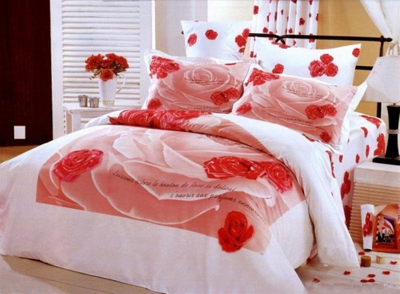Valentine's Day Bedroom Decoration Ideas for Your Perfect Romantic Scene_80
