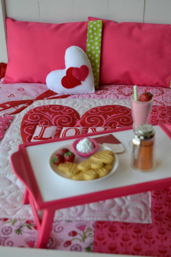Valentine's Day Bedroom Decoration Ideas for Your Perfect Romantic Scene_84