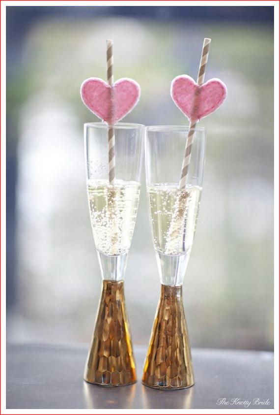 Valentine's Day Wedding Decoration Ideas_1