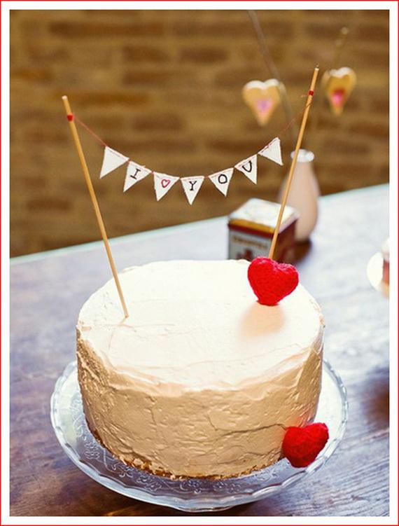 Valentine's Day Wedding Decoration Ideas_4