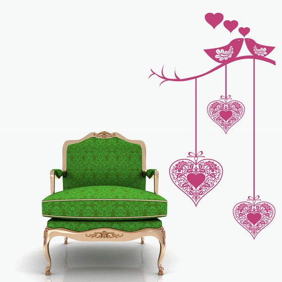Wall Decal For Valentine's Day_01