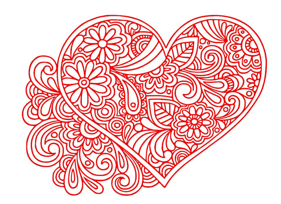 Wall Decal For Valentine's Day_03