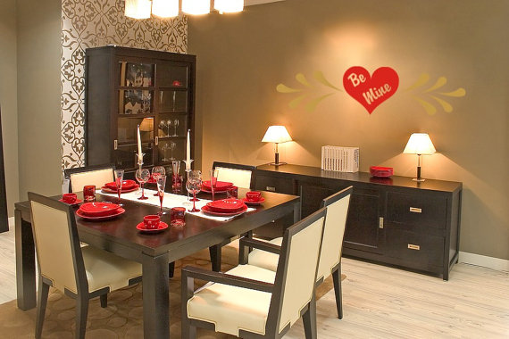 Wall Decal For Valentine's Day_05