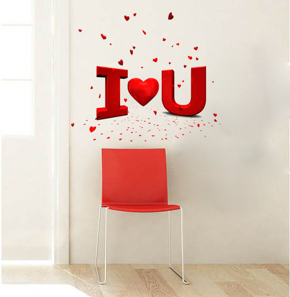 Wall Decal For Valentine's Day_13