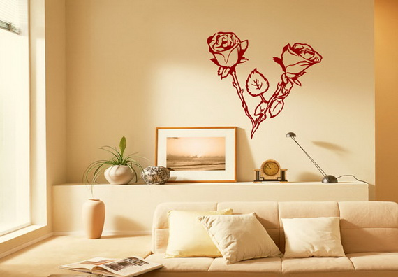 Wall Decal For Valentine's Day_15
