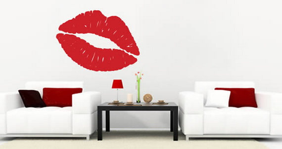 Wall Decal For Valentine's Day_32