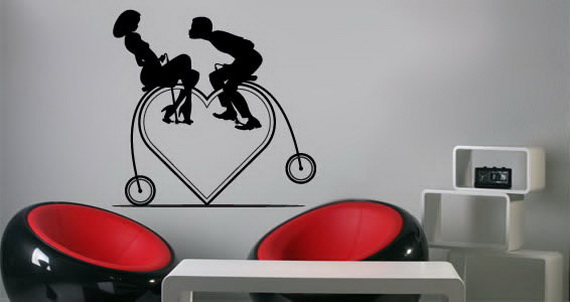 Wall Decal For Valentine's Day_36