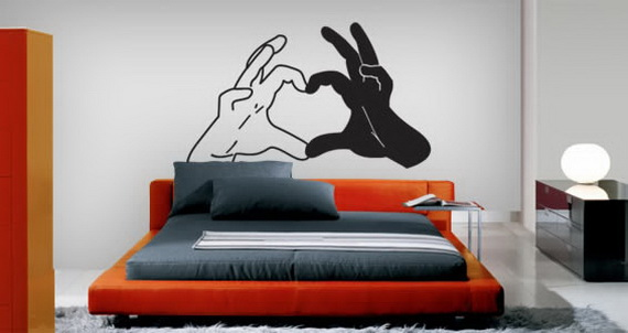Wall Decal For Valentine's Day_47