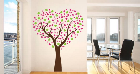 Wall Decal For Valentine's Day_48