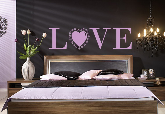 Wall Decal For Valentine's Day_50