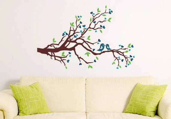 Wall Decal For Valentine's Day_54
