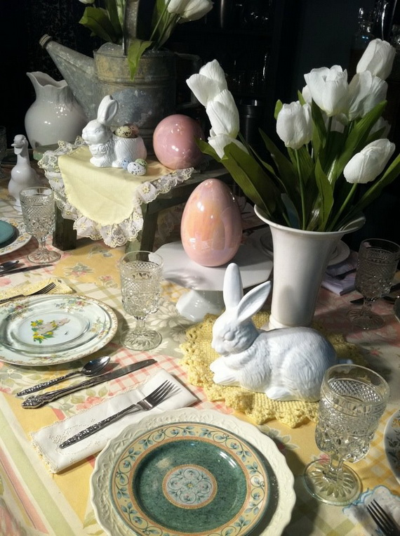 50 Amazing Easter Centerpiece Decorative Ideas For Any Taste_09