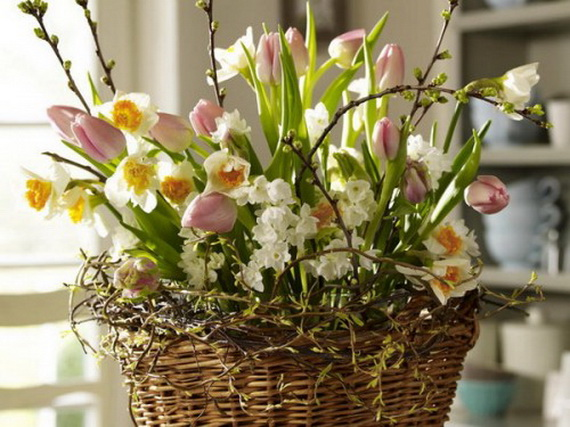 50 Amazing Easter Centerpiece Decorative Ideas For Any Taste_13