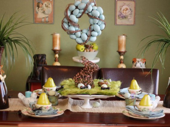 50 Amazing Easter Centerpiece Decorative Ideas For Any Taste_21