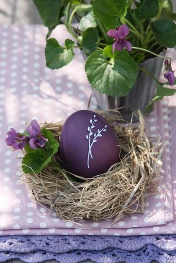 50 Amazing Easter Centerpiece Decorative Ideas For Any Taste_28