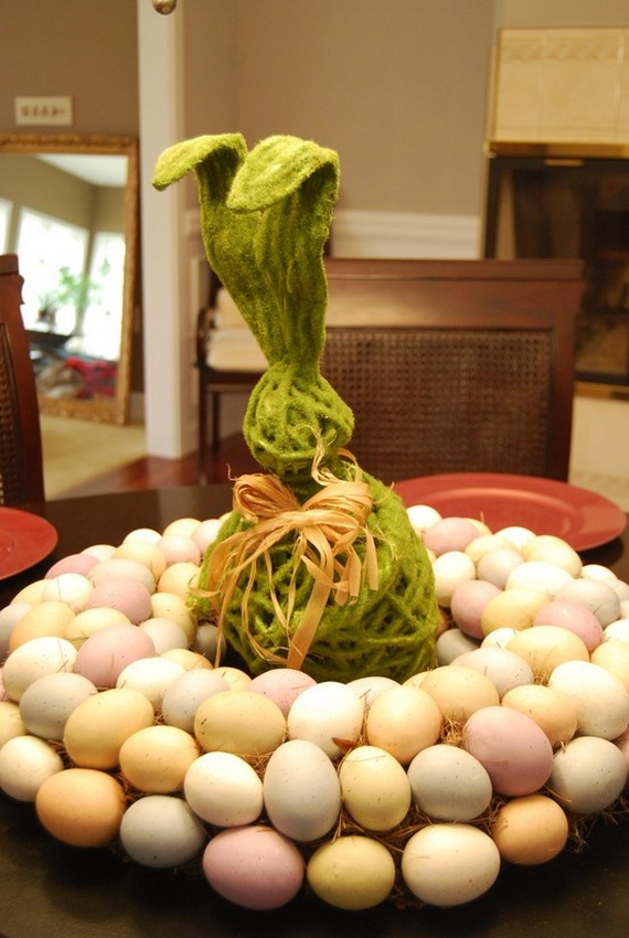 50 Amazing Easter Centerpiece Decorative Ideas For Any Taste_31