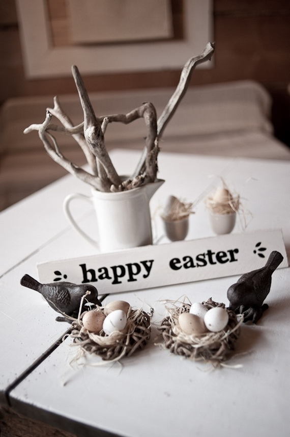 50 Amazing Easter Centerpiece Decorative Ideas For Any Taste_33