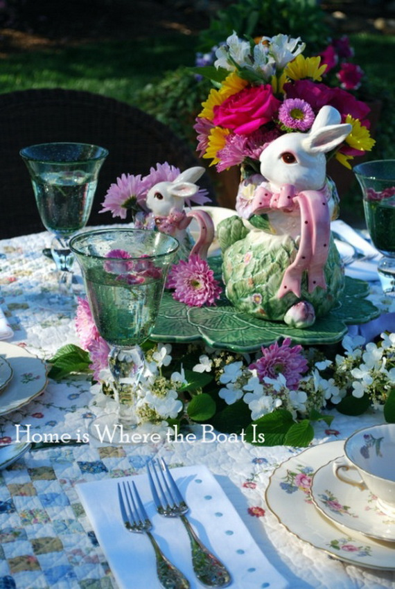 50 Amazing Easter Centerpiece Decorative Ideas For Any Taste_35