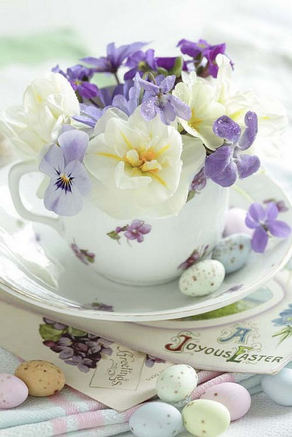 50 Amazing Easter Centerpiece Decorative Ideas For Any Taste_36