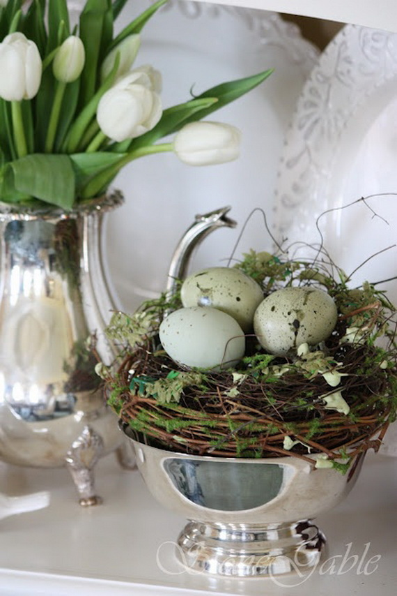 50 Amazing Easter Centerpiece Decorative Ideas For Any Taste_38