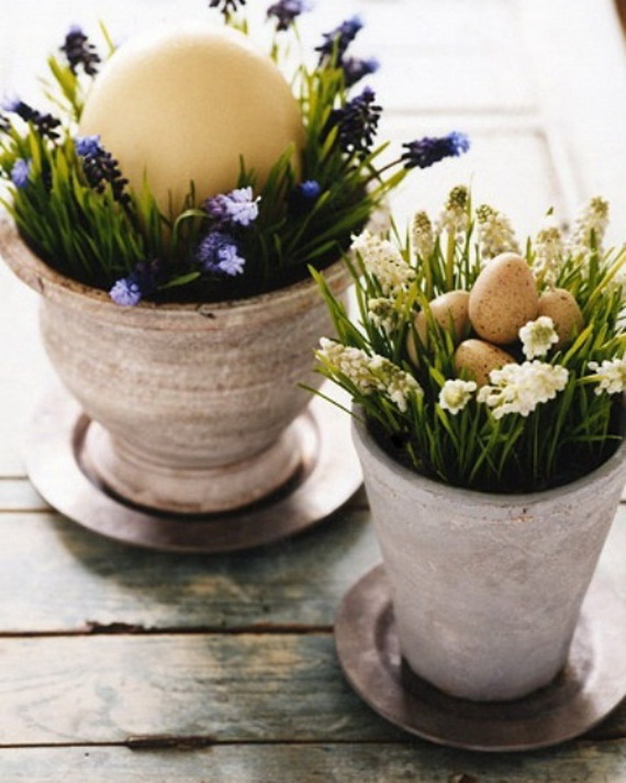 50 Amazing Easter Centerpiece Decorative Ideas For Any Taste_40