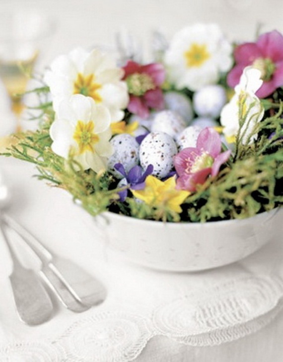 50 Amazing Easter Centerpiece Decorative Ideas For Any Taste_41