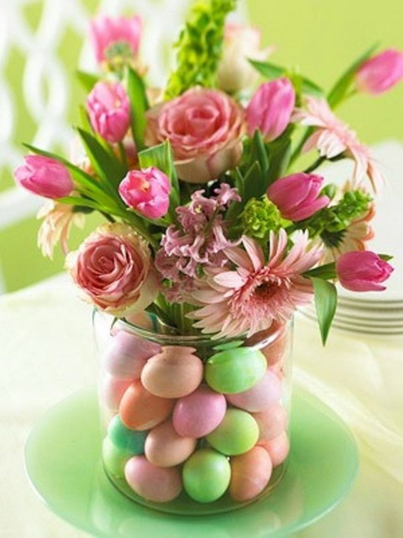 50 Amazing Easter Centerpiece Decorative Ideas For Any Taste_47