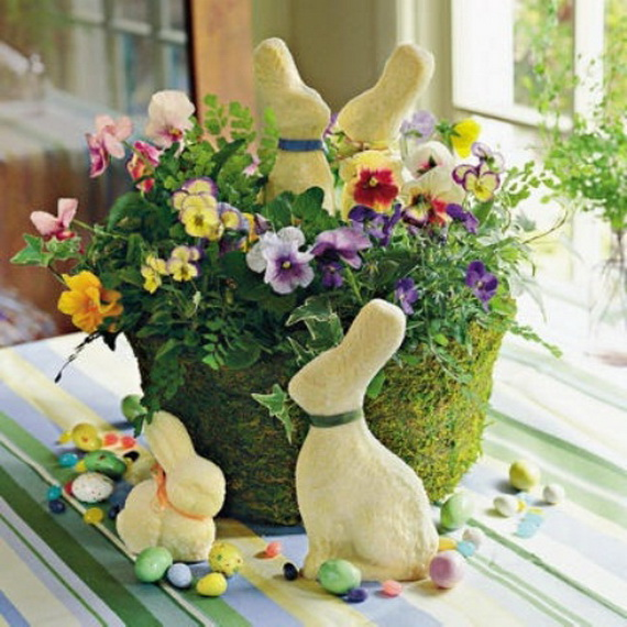 50 Amazing Easter Centerpiece Decorative Ideas For Any Taste_50