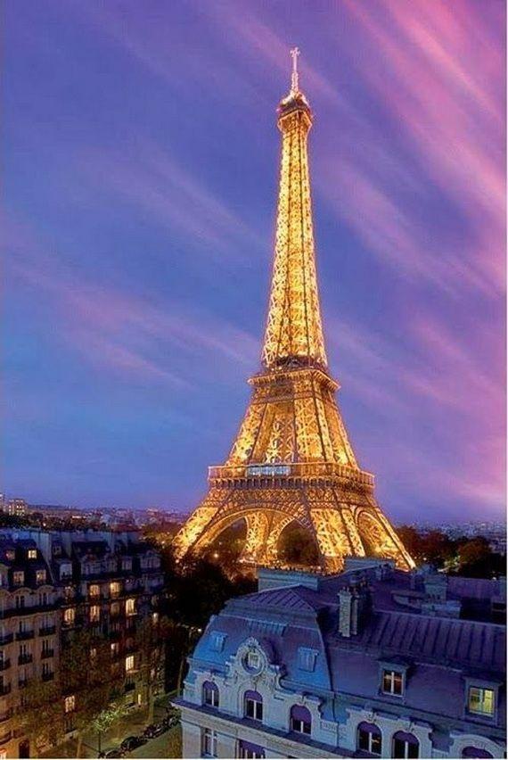 A Family-Friendly City Break  in  Paris Eiffel Tower  _06