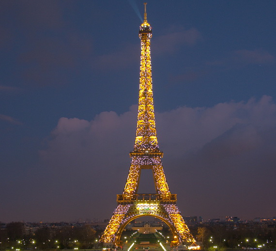 A Family-Friendly City Break  in  Paris Eiffel Tower  _16