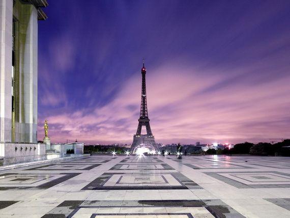 A Family-Friendly City Break  in  Paris Eiffel Tower  _29