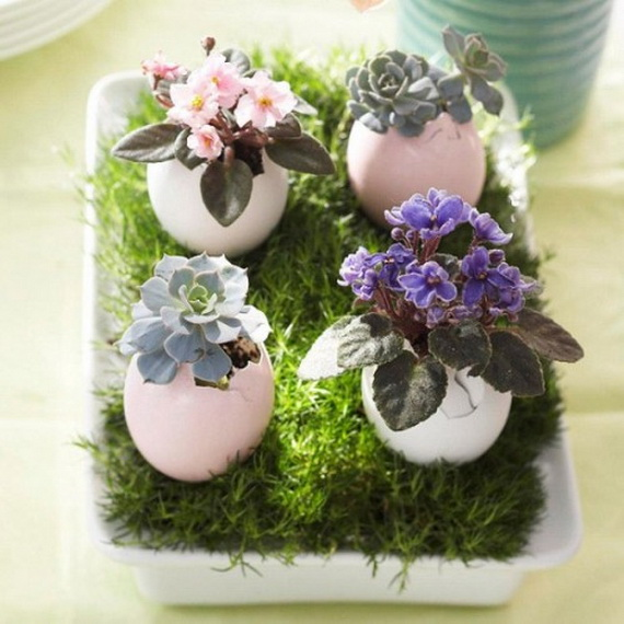 Amazing Easter Egg Decoration Ideas For Any Taste_10