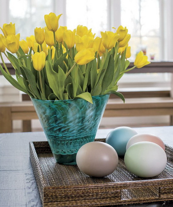 Amazing Easter Egg Decoration Ideas For Any Taste_21
