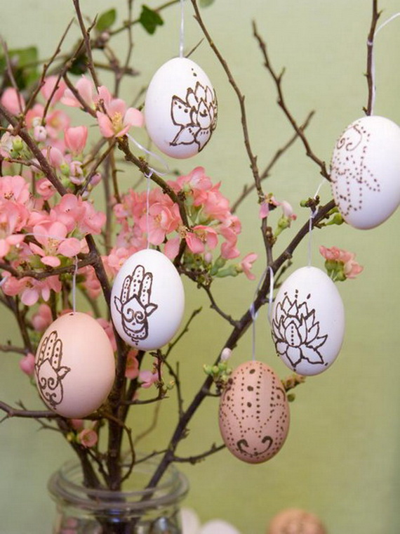 Amazing Easter Egg Decoration Ideas For Any Taste_40