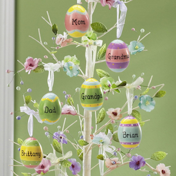 Amazing Easter Egg Decoration Ideas For Any Taste_42