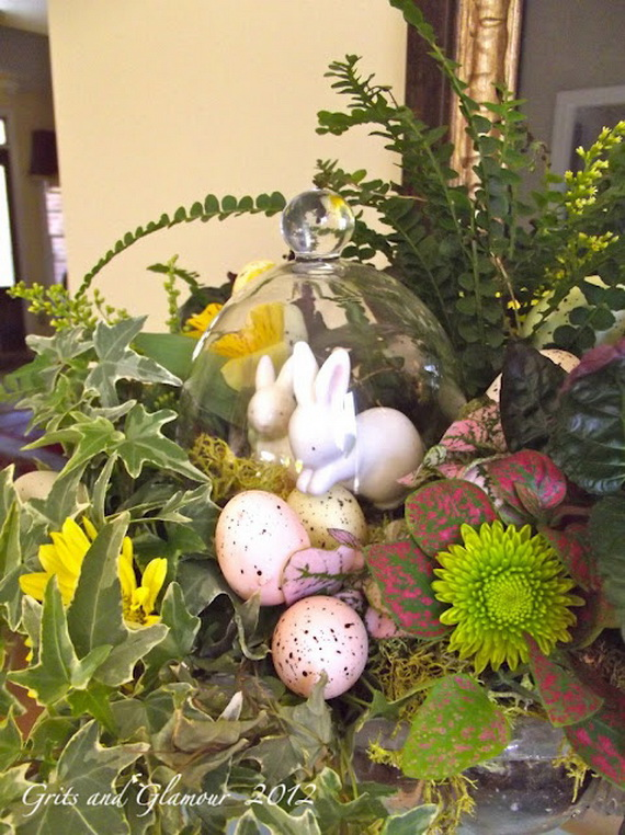 Amazing Easter Egg Decoration Ideas For Any Taste_68
