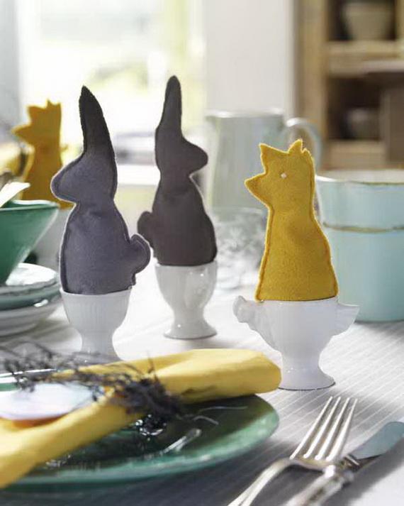 Osterfest: Eierw?rmer Hase/Henne