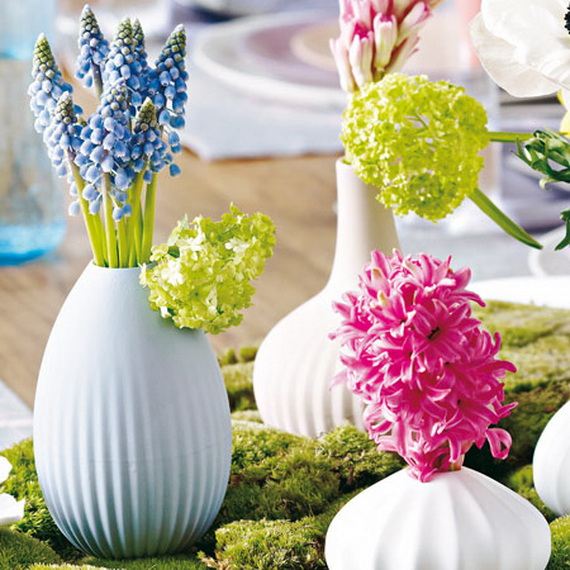 Awesome Easter and Spring Decoration Ideas (41)