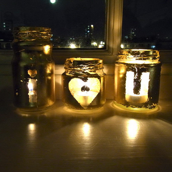 50 Beautiful Home Decorating Candles For Valentine\'s Day - family ...