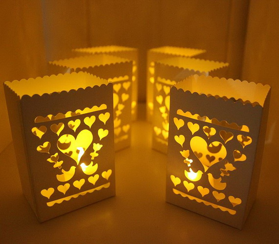 Beautiful Home Decorating Candles For Valentine's Day_29