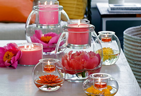 Beautiful Home Decorating Candles For Valentine's Day_41