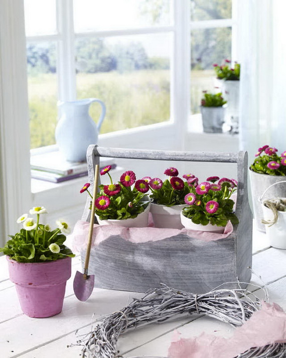 Celebrate Easter With Fresh Spring Decorating Ideas_08