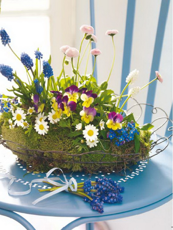 Celebrate Easter With Fresh Spring Decorating Ideas_11