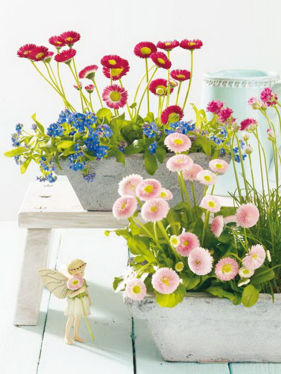 Celebrate Easter With Fresh Spring Decorating Ideas_14