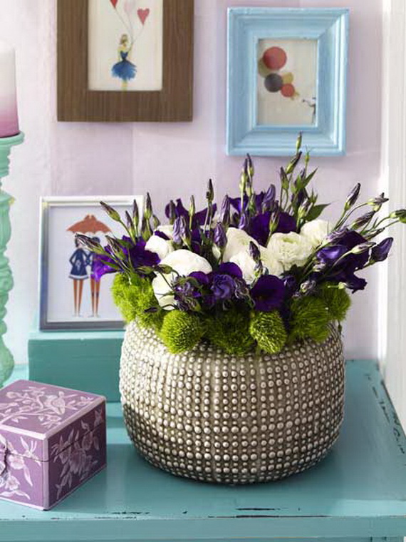Celebrate Easter With Fresh Spring Decorating Ideas_23