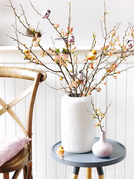 Celebrate Easter With Fresh Spring Decorating Ideas_41